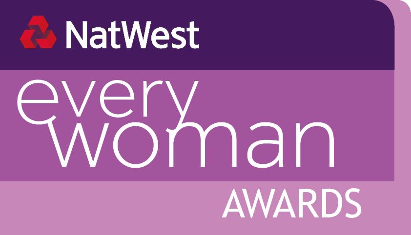 NatWest everywoman Awards Logo