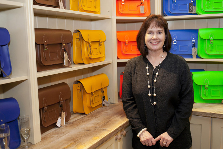 The Power Of 'Doing It Yourself. Julie Deane OBE, Founder of The Cambridge Satchel Company - Brought to you by NatWest