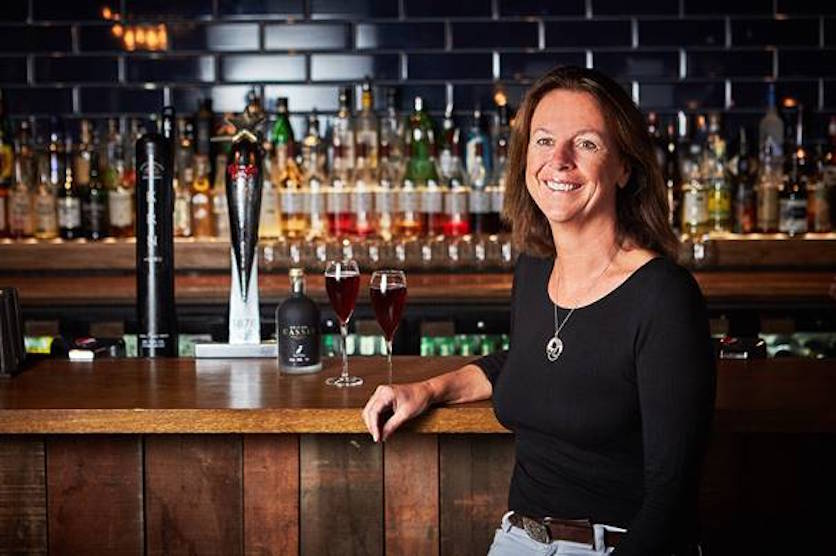 Jo Hilditch, Founder and creator of White Heron British Cassis: Dare to be different - Brought to you by NatWest