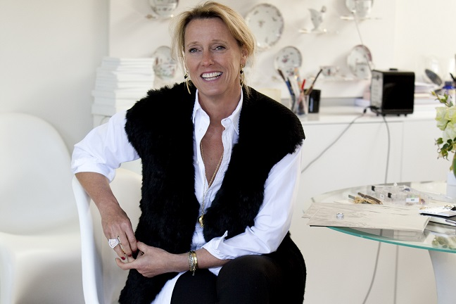 Success Without Following The Trends. Annoushka Ducas MBE, Founder of Links of London and Annoushka Jewellery - Brought to you by NatWest