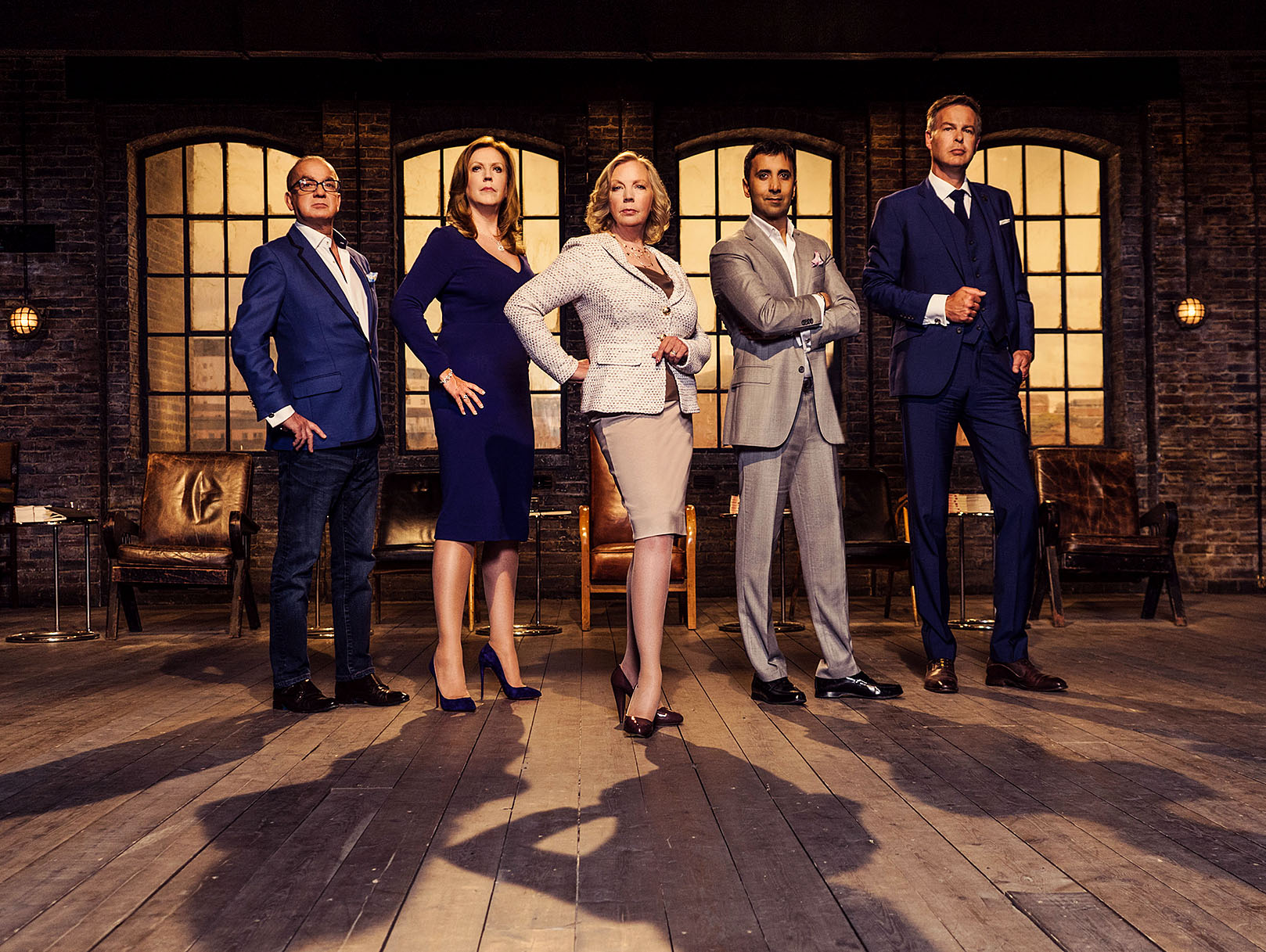 Dragons' Den versus real-life angels - Brought to you by NatWest