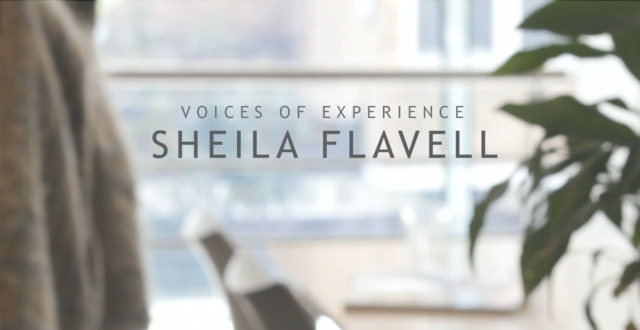 Sheila Flavell on Sideways Moves, Finding the Right Mentor & Planning for Success