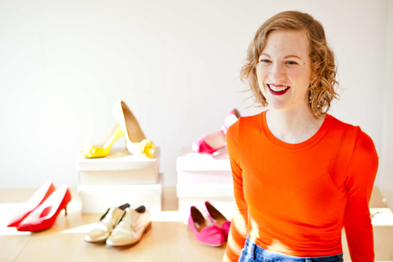 Susannah Davda of The Shoe Consultant: My raised profile has increased business revenue
