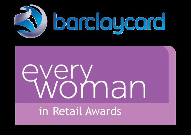 Barclaycard everywoman in Retail Awards