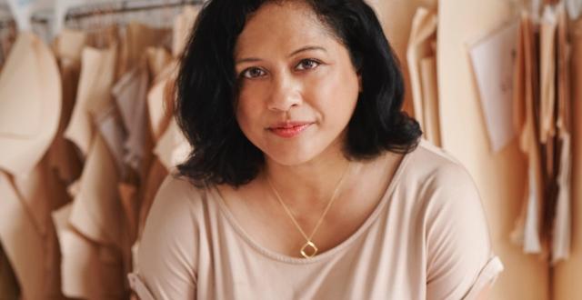 7 Ways I Make it Happen: Sabina Ali, founder Sabina Motasem