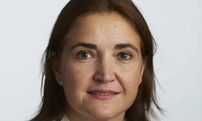 Cristina Serrano, Managing Director, Head of Institutional Sales, EMEA at Santander Asset Management: On Dealing with Challenging Situations
