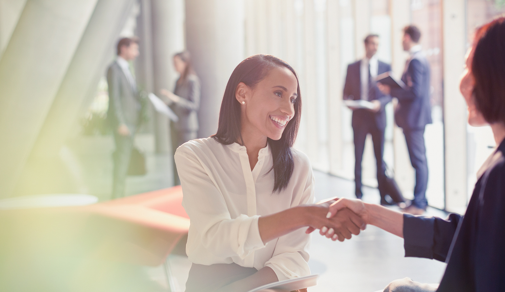 Women in business: optimising your contacts - Brought to you by NatWest