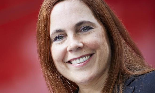 Jo Salter, Director in technology & investments, PWC: On stepping out of your comfort zone