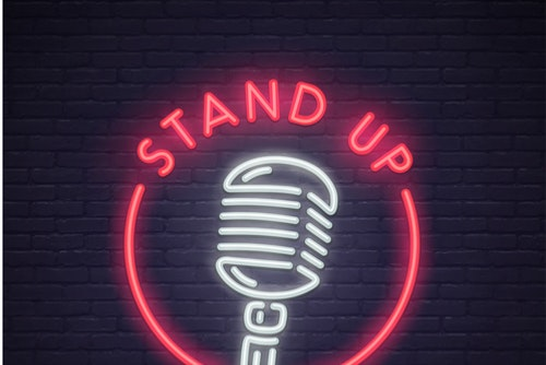 Presentation skills: Lessons from stand-up comedians