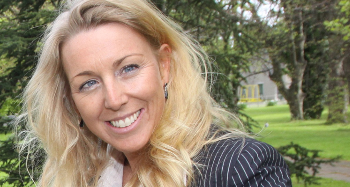 Podcast: Living a life without limits: How Caroline Casey took on the world on her terms