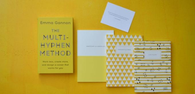The Multi-Hyphen Method, by Emma Gannon