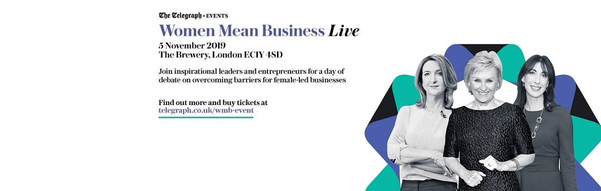 Women Mean Business Live
