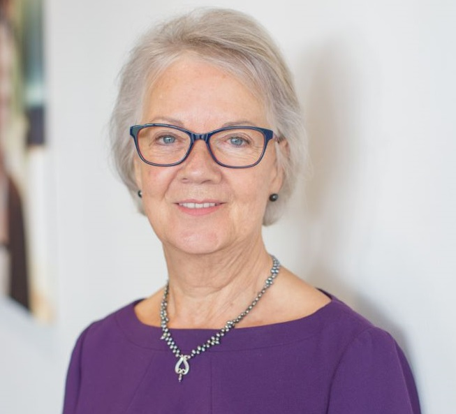 Dame Mary Perkins, Co-Founder of Specsavers: Have a passion or don't do it