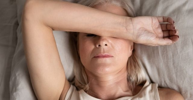 Change of life? Five ways to work smart with the menopause