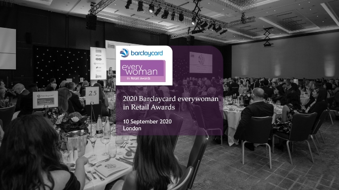 Barclaycard everywoman in Retail Awards