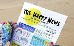 Bringing 'Happy' To The Retail Table. Emily Coxhead, Founder of The Happy News - Brought to you by NatWest