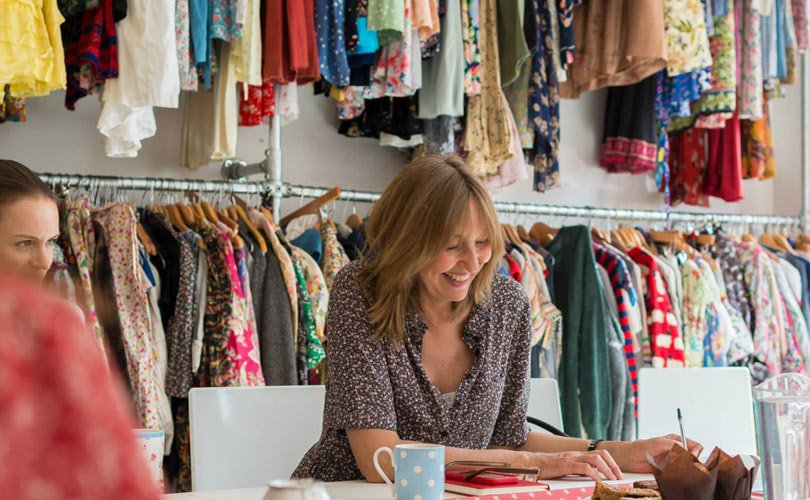 Cath Kidston, Founder of Cath Kidston Ltd: Put Ideas Down On Paper