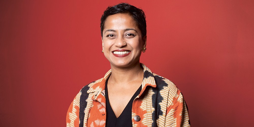 Poppy Jaman on changing the conversation around mental health in the workplace