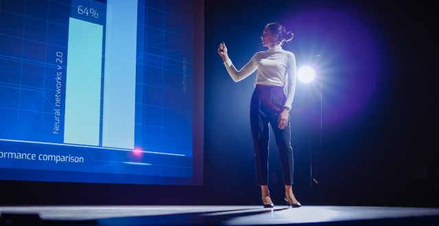 Presentation inspiration: 6 great talks to inspire you at work