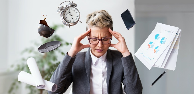 Eight tips for managing stress remotely