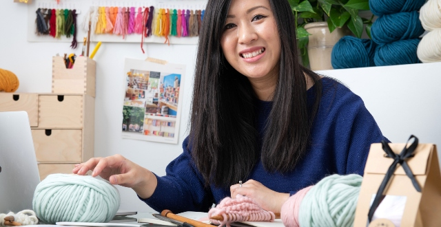 Knit one, purl one: How Stitch & Story is changing the pattern of the crafting industry